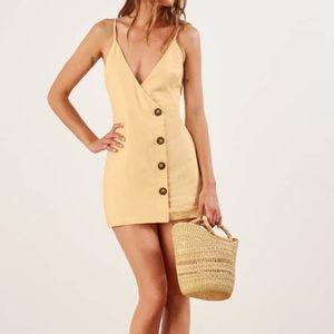 Reformation Cayman Dress- New